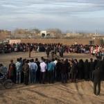 جشنواره بازی های بومی و محلی روستای برغمد
