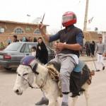 مسابقات الاغ سواری روستای برغمد