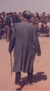 سید نعمت-از تعزیه خوانان برجسته روستای برغمد