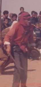 علی اصغر اقا شیخ-از تعزیه خوانان برجسته روستای برغمد