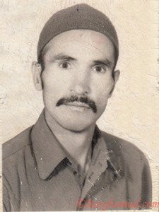 محمد معمار-از تعزیه خوانان برجسته روستای برغمد