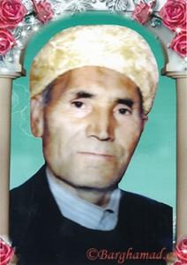 کربلایی عباس فاضل-از تعزیه خوانان برجسته روستای برغمد