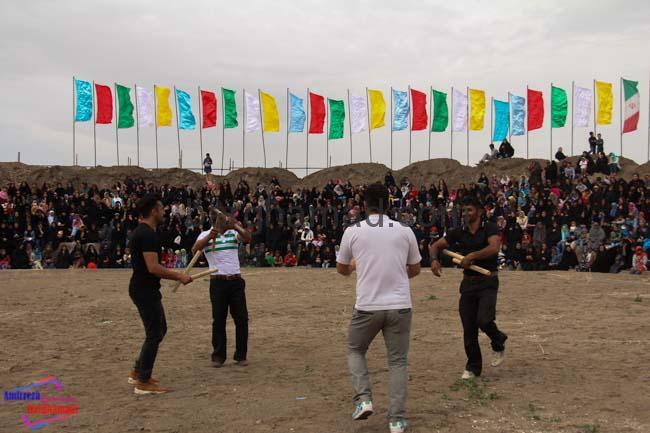 پیاده روی خانوادگی سال 95 روستای برغمد-3235