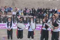 جشنواره بازیهای بومی محلی روستای برغمد عید96