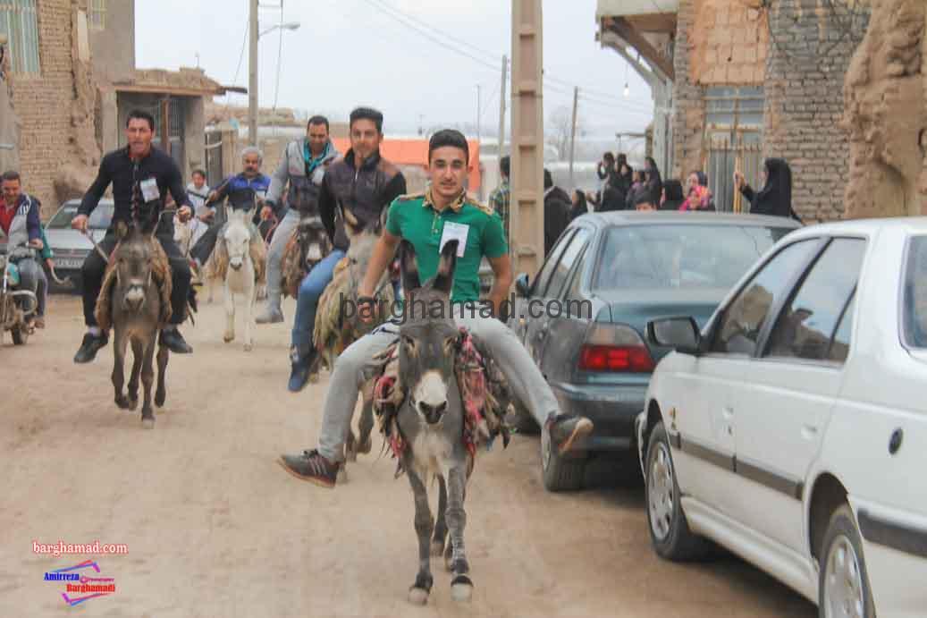 مسابقات الاغ سواری عید ۹۶