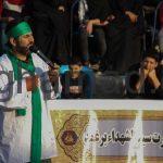 کاروان امام حسین تعزیه محرم 1396 روستای برغمد