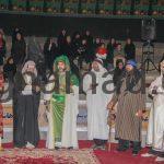 تعزیه محرم 1396 روستای برغمد