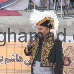 عادل میراسماعیلی تعزیه محرم 1396 روستای برغمد