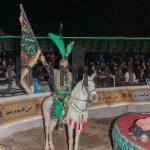 قاسم مسکنی تعزیه محرم 1396 روستای برغمد