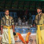 محسن گیوه کش و امیری مقدم تعزیه محرم 1396 روستای برغمد