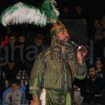 محسن گیوه کش تعزیه محرم 1396 روستای برغمد
