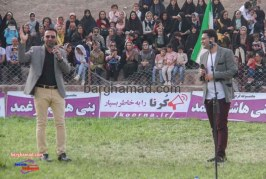 جشنواره بازیهای بومی محلی روستای برغمد عید۹۷