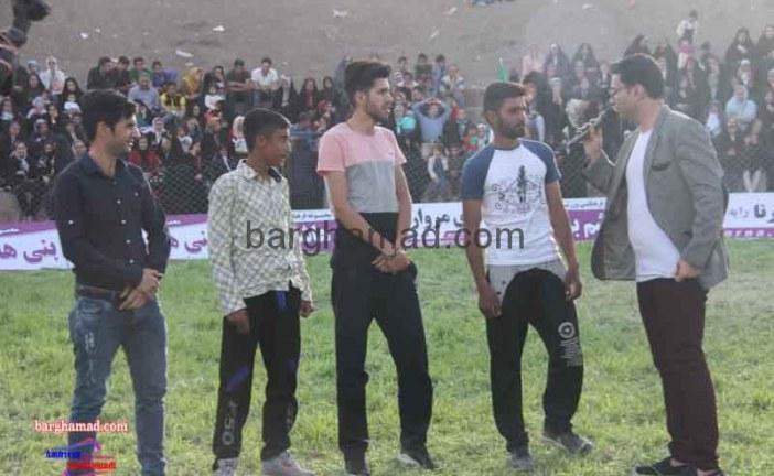 مسابقات دومیدانی روستای برغمد عید ۹۷
