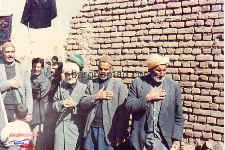 خادمان مسجد صاحب الزمان