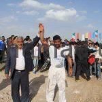 نفر دوم کاظم برغمدی مسابقه ی دومیدانی روستای برغمد سال 92