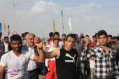 مسابقه ی دومیدانی روستای برغمد سال ۹۲