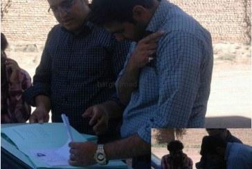 نقشه برداری و ثبت سند مالکیت  منازل روستای برغمد